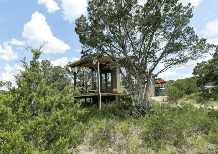 Best off grid cabin rentals in texas
