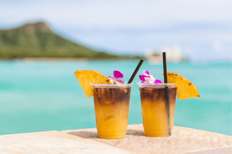 Cocktails From Around the World - Mai Tai