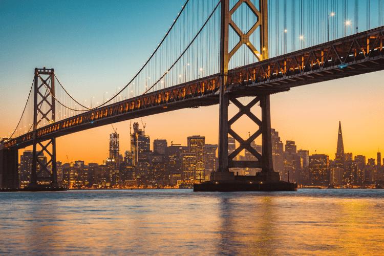 Summer Travel Destination: San Francisco US