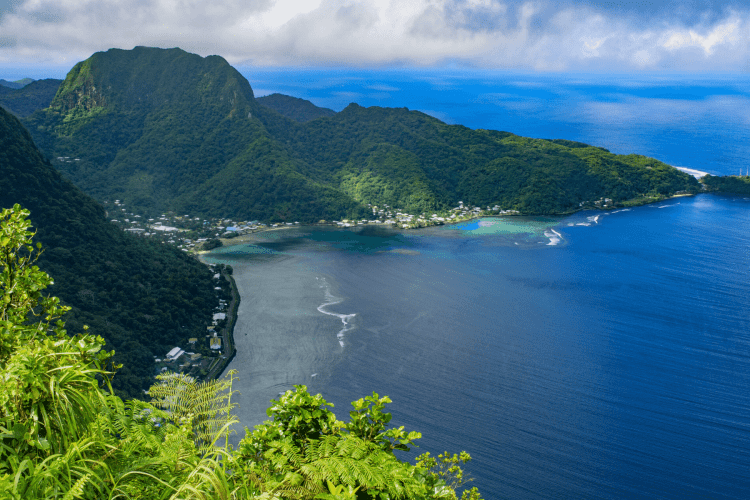American Samoa - Tropical Places You Can Visit Without a Passport -