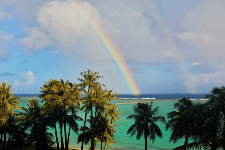 Guam - Tropical Places You Can Visit Without a Passport