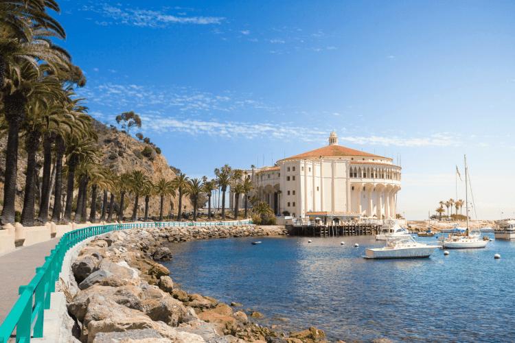 Santa Catalina Island doesn't require a passport