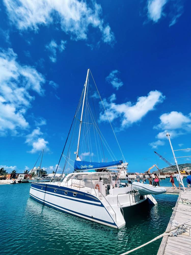 Ocean Point Resort Catamaran Tour