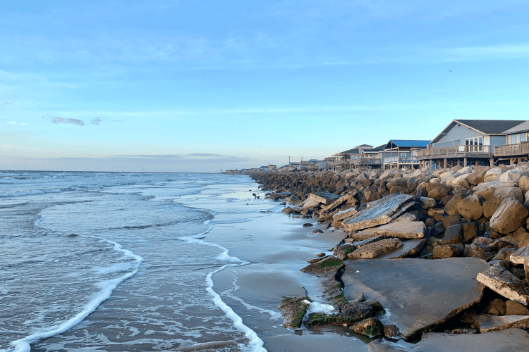 Best Texas Beaches: Surfside Beach