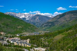 Vail, Colorado in Summer