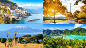 List of Best Honeymoon Destinations by Month