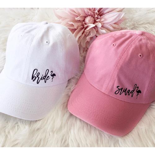 Beach Bachelorette Party matching hats