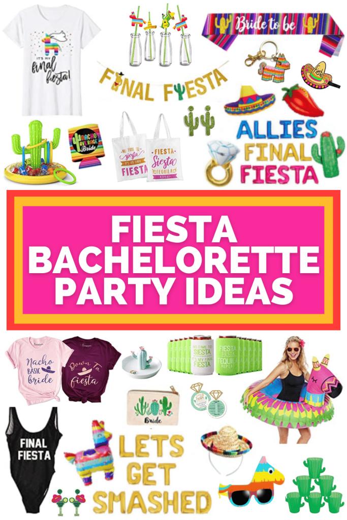 Fiesta Bachelorette Party Ideas Decor - Final Fiesta