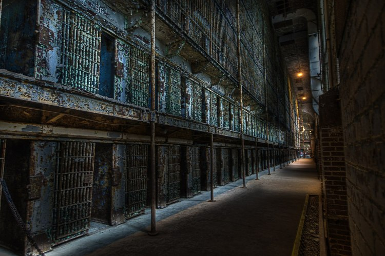 ohio state haunted jail - Spookiest Places to Visit in the USA