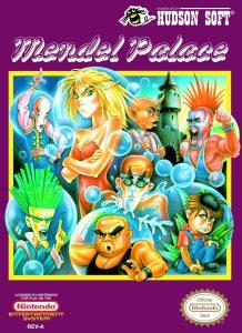 Early History of Pokemon Mendel Palace
