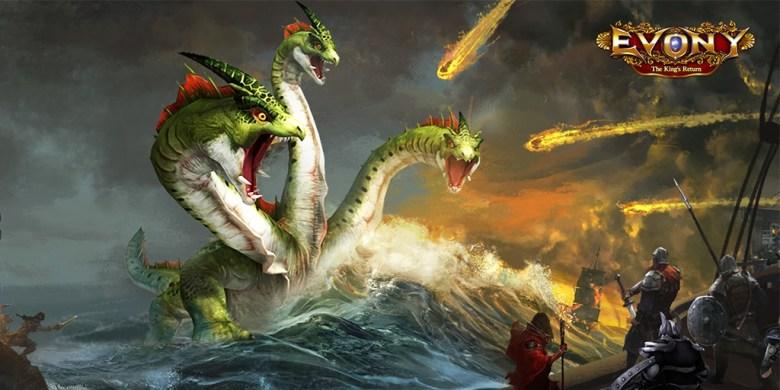 Evony Hydra Invasion Guide