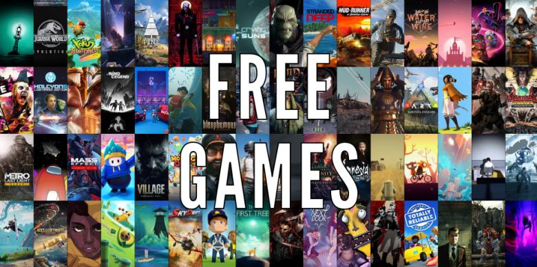Free games list