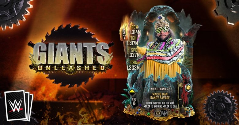 WWE SuperCard Giants Unleashed Guide