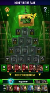 WWE SuperCard Money in the Bank Guide