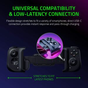 Android Cell Phone Game Controller Razer Kishi
