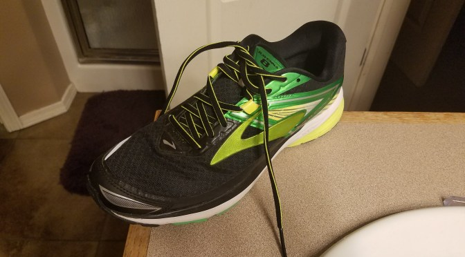 Brooks Ravenna 8 Running Shoe Review