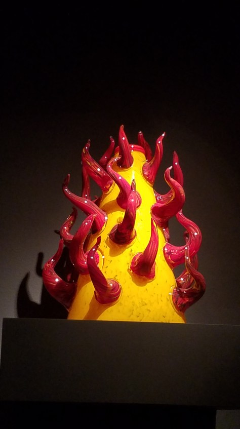 Chihuly At Crystal Bridges 2017