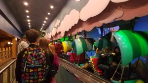 Disney World Magic Kingdom 2017 OneChristianMan.com Flight of Peter Pan