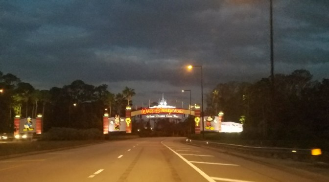 Disney World Vacation Christmas 2017 – Planning and Arrival Day