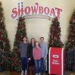 Showboat Branson Bell Branson, Missouri OneChristianMan.com