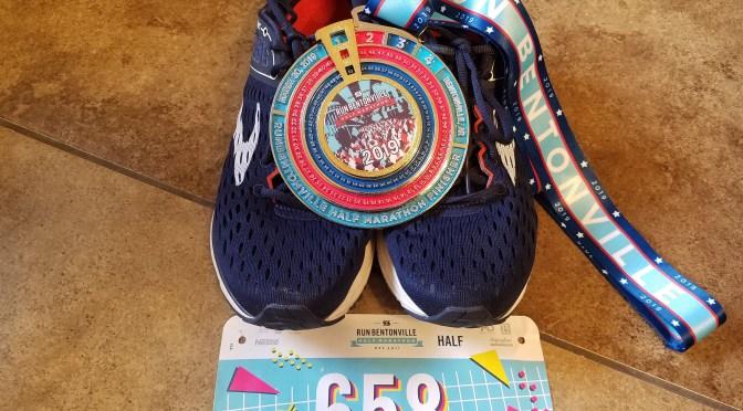 Goal Accomplished: Bentonville Half Marathon 2019