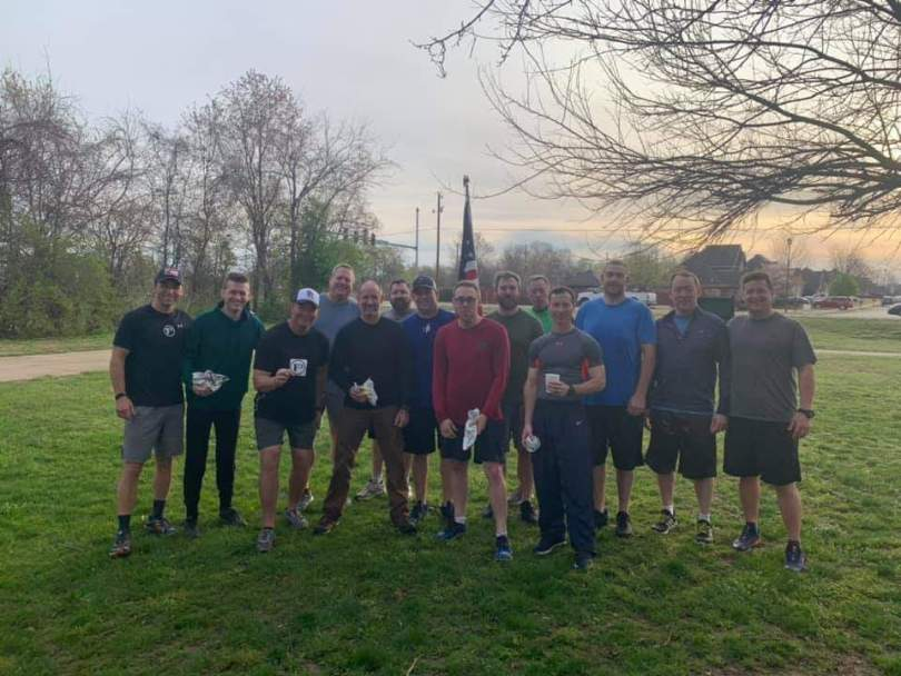 F3 NWA Genesis Workout PAX @F3NWArkansas