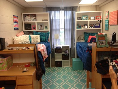 Typical College Room