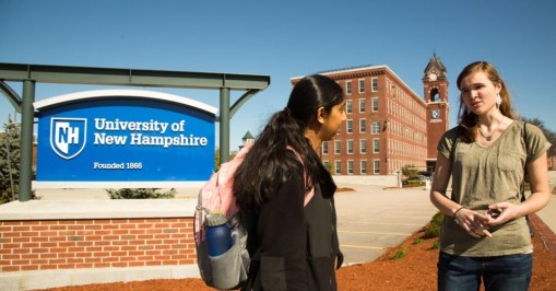 Image result for unh tour guides