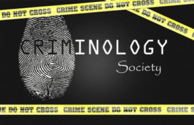 An image of Criminology symbols