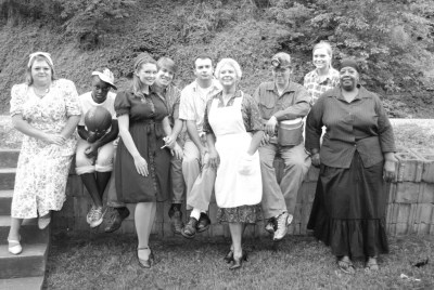 This image represents the diverse community of women who can be found in Appalachia.