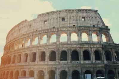 colosseum coliseum flavian amphitheatre rome