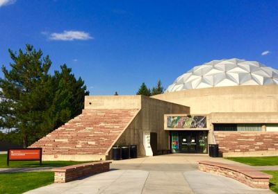 Fiske Planetarium.