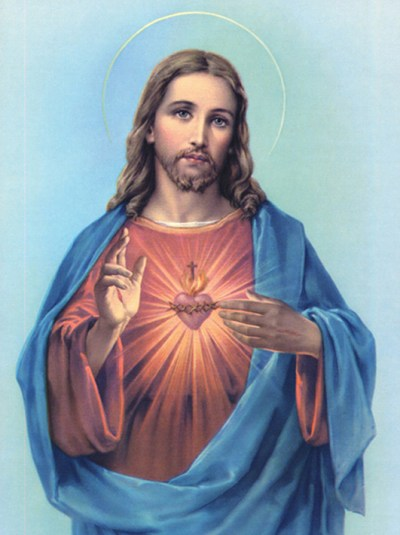 Jesus Christ is considered to be the Son of God in Christianity and is the main figure talked about in the Bible.