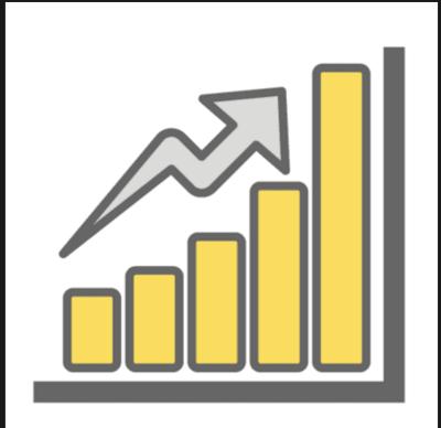 Graph indicating Statistics