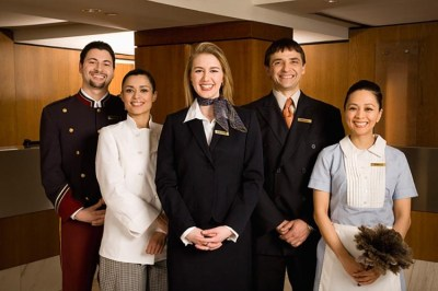 The hospitality business continues to grow and help people have great experiences at places.