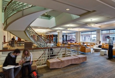 Pardee Management Library