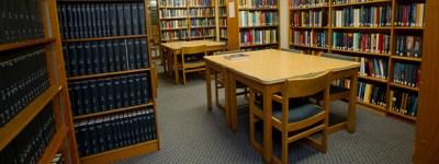 Astronomy Library at Boston University