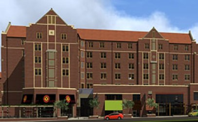 Azalea Hall