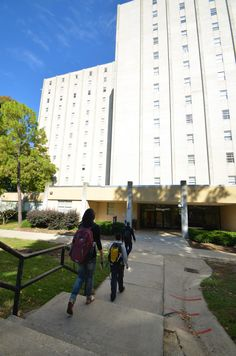 Kirby Smith Hall is open to all majors and classifications.