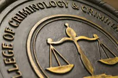 Sign of law and criminology