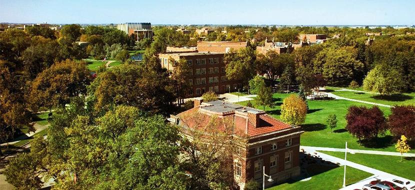Top 10 Residence Halls at University of North Dakota