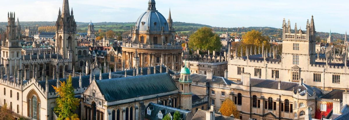 Top 10 Majors at the University of Oxford