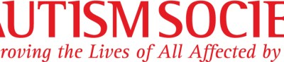 Autism Society's logo and motto