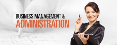 A business management and administration program