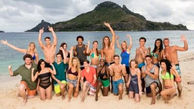 contestants of the 36th season of the show Survivor