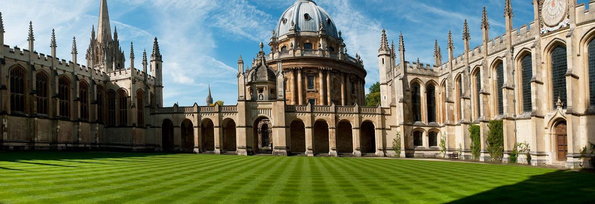 Health and Wellness Services at the University of Oxford