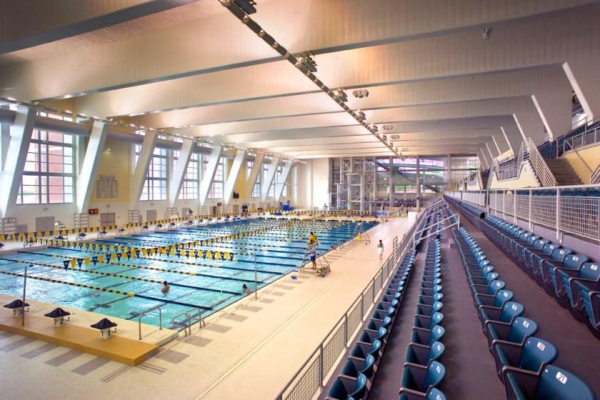 Georgia Tech Aquatic Training Facility.