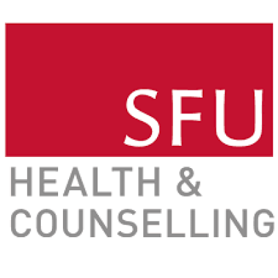 SFU Health and counselling logo