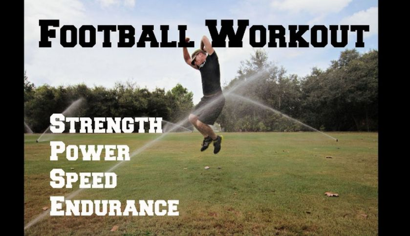 Conditioning sports training helps individuals