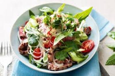 salad serving in bowl